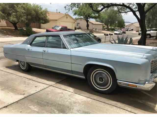 Picture of '73 Continental - M6FB