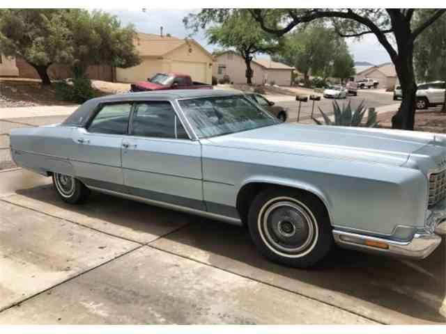 1973 Lincoln Continental | 1034759