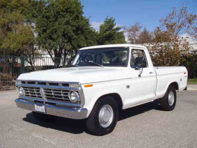 1973 Ford F100 | 1034763