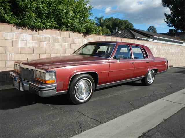 Picture of '89 Brougham - M6FJ