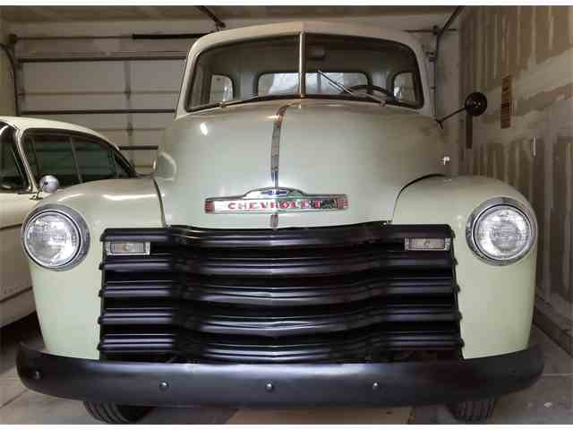 1951 Chevrolet 5-Window Pickup | 1034773