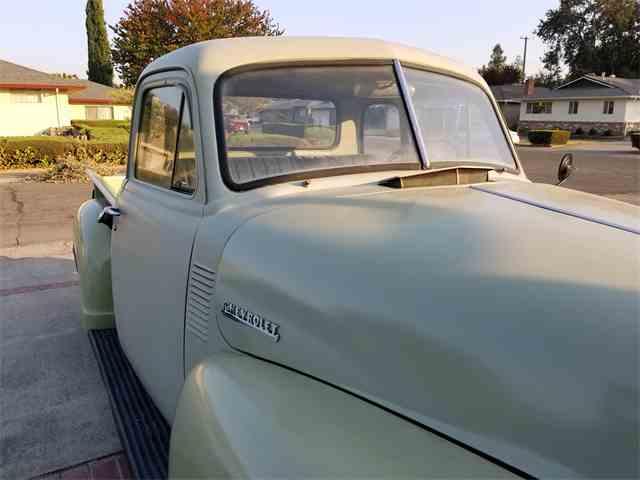 1951 Chevrolet 5-Window Pickup   1034773