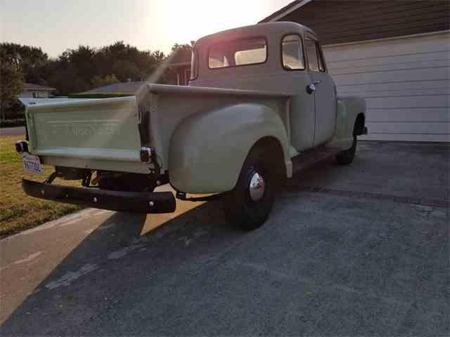1951 Chevrolet 5-Window Pickup | 1034773