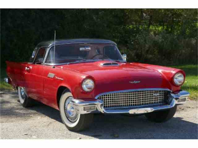 1957 Ford Thunderbird | 1034780