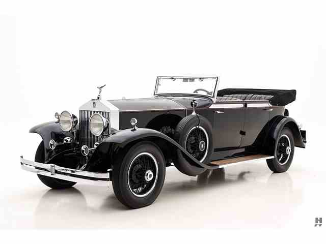 1929 Rolls-Royce Phantom I | 1034781
