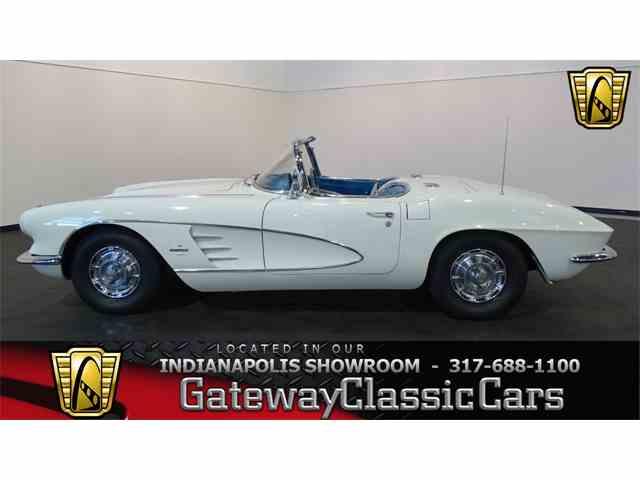 1961 Chevrolet Corvette | 1034787
