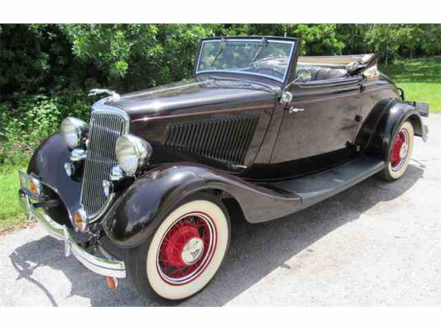 1934 Ford Deluxe | 1030479