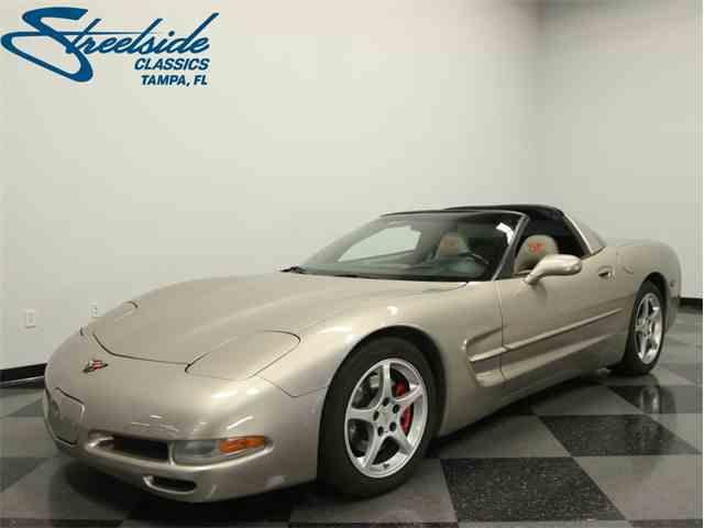2001 Chevrolet Corvette | 1034790