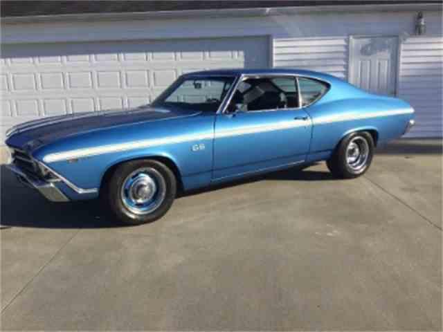 1969 Chevrolet Chevelle | 1034792