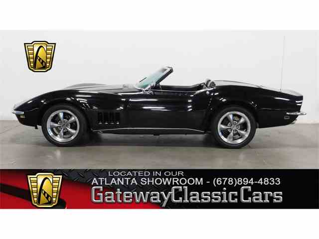 Picture of Classic 1968 Corvette - $48,995.00 Offered by Gateway Classic Cars - Atlanta - M6GA