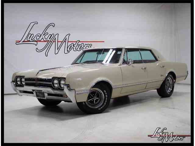 1966 Oldsmobile Cutlass | 1034796