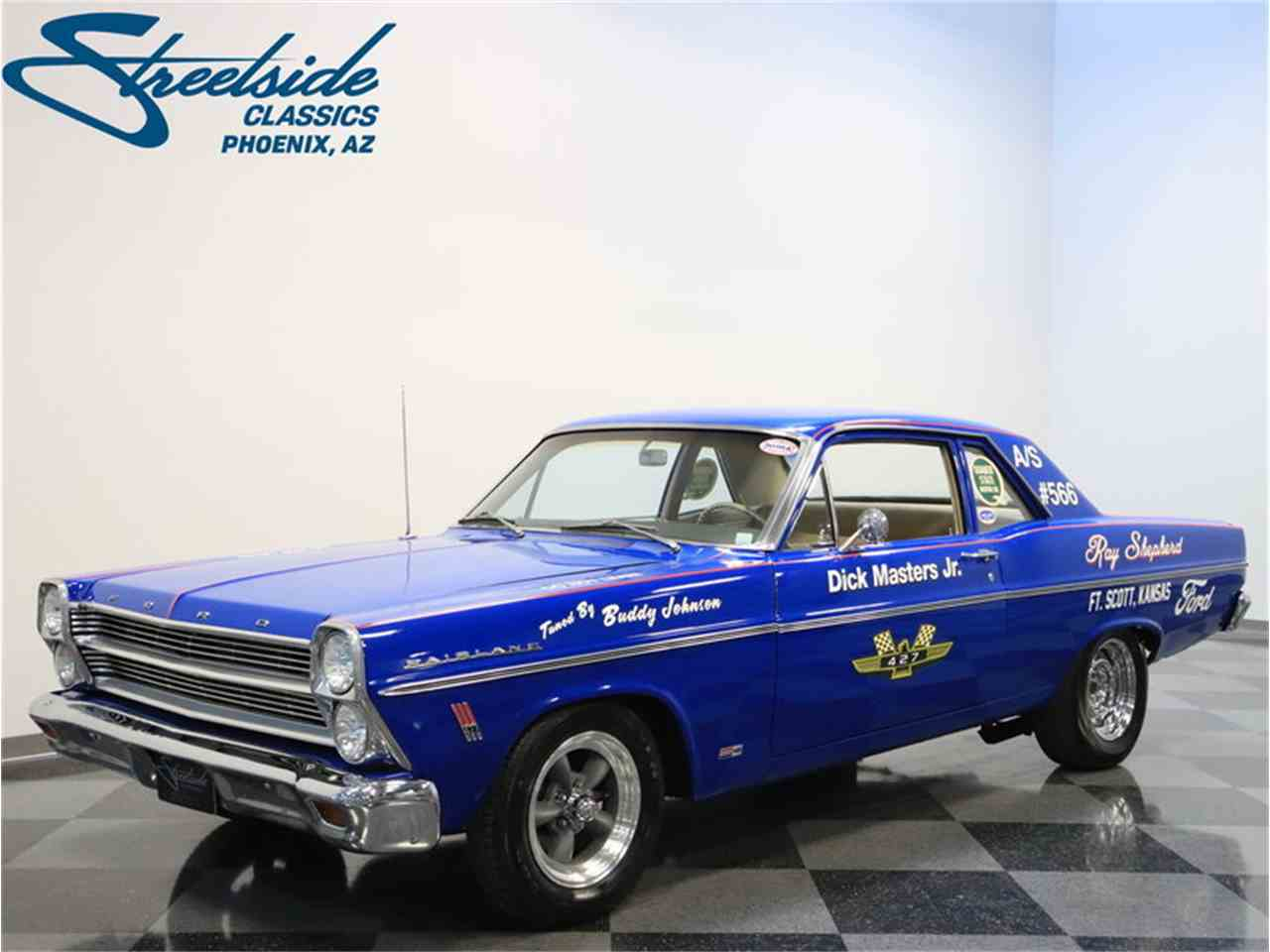 Large Picture of 1966 Fairlane located in Arizona Offered by Streetside Classics - Phoenix - M6GD