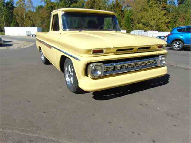 1965 Chevrolet C10 Custom Pickup | 1034807