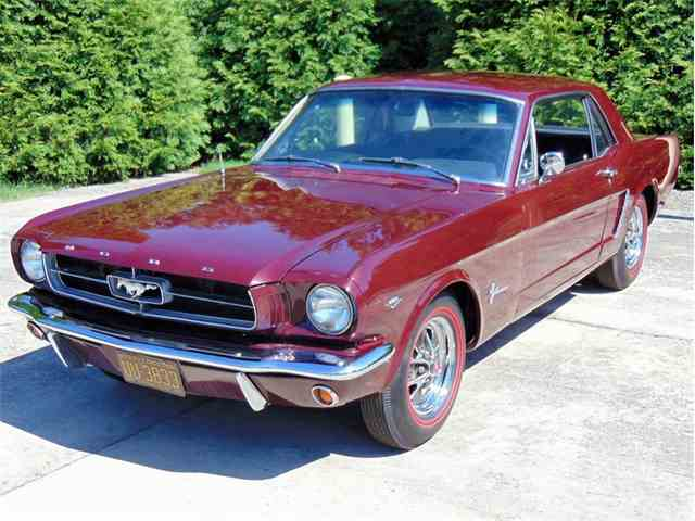 1965 Ford Mustang | 1034809