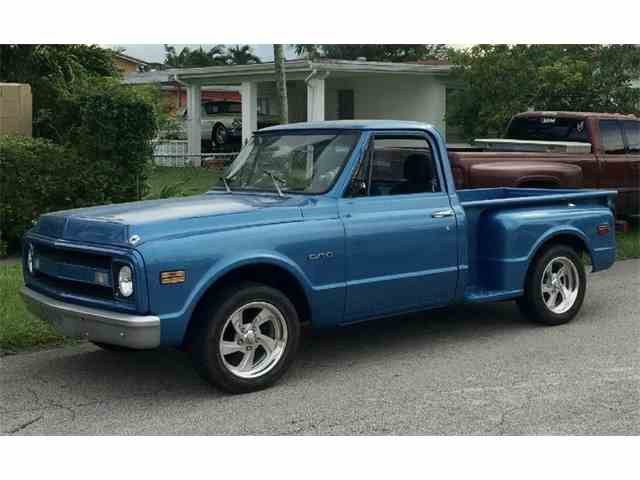 1969 Chevrolet C10 Shortbed | 1030481