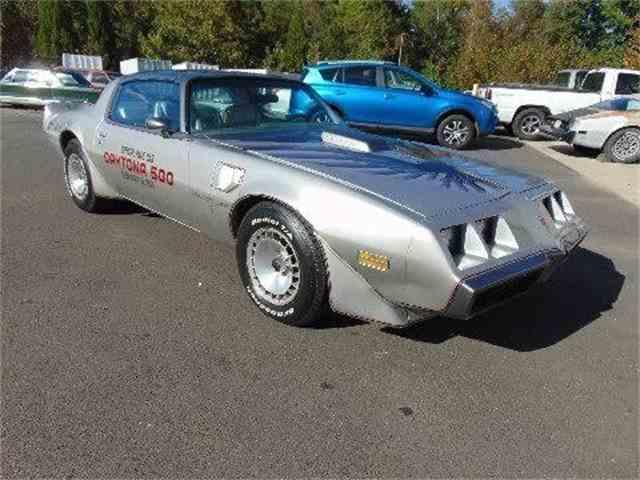 1979 Pontiac Trans Am Pace Car | 1034814
