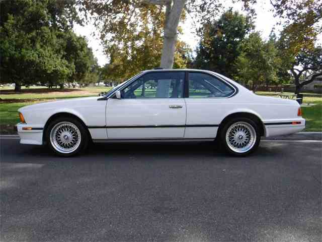 1989 BMW 6 Series | 1034816