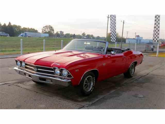 1969 Chevrolet Malibu | 1034817