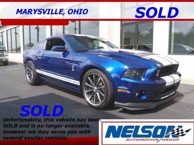 2014 Shelby GT500 | 1034825