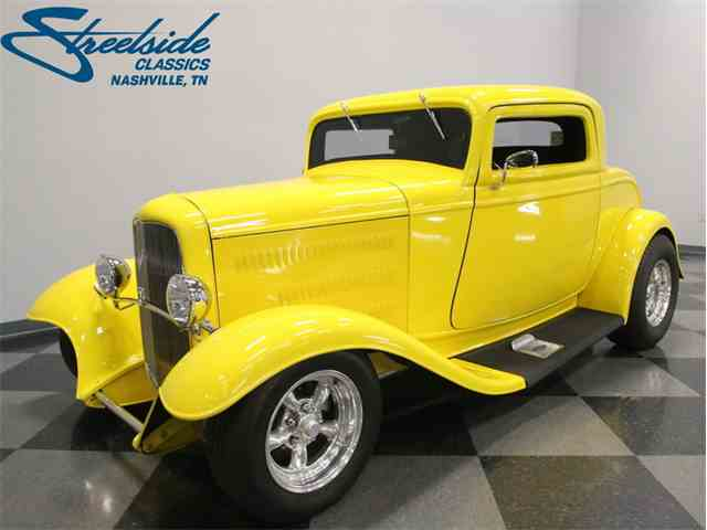 1932 Ford 3-Window Coupe | 1034827