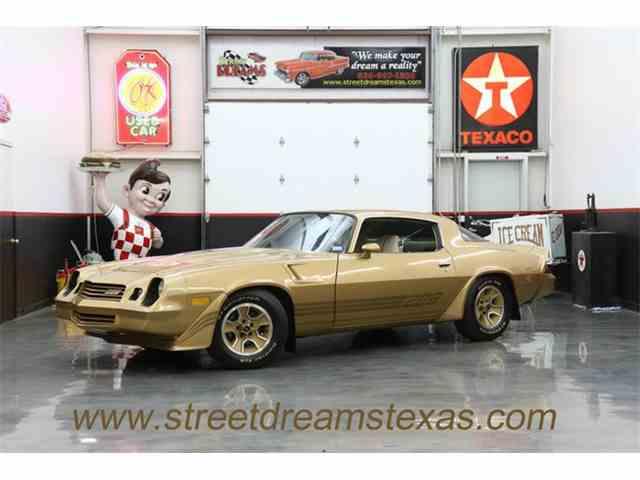 1981 Chevrolet Camaro | 1034828