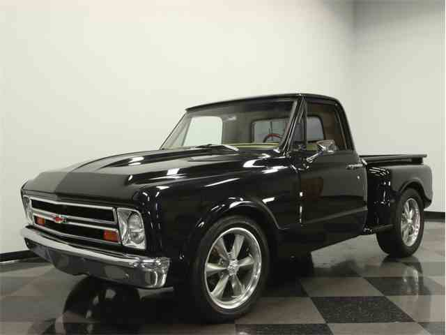 1967 Chevrolet C10 Shortbed Stepside | 1030483