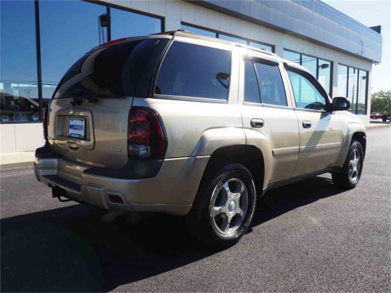 2006 Chevrolet Trailblazer for Sale | ClassicCars.com | CC-1034831