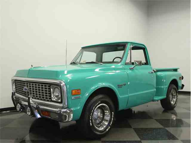 1972 Chevrolet C10 Shortbed Stepside | 1030484