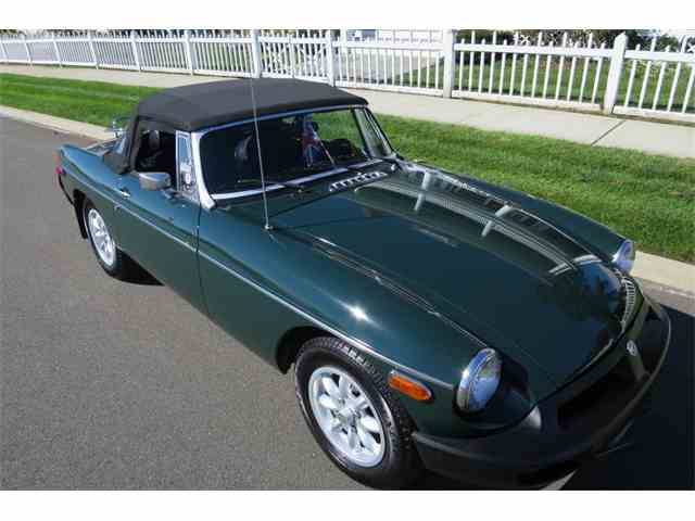 Picture of 1974 MGB Offered by Napoli Classics - M6HK