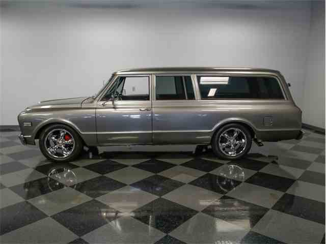 Picture of '67 Suburban - M6HU