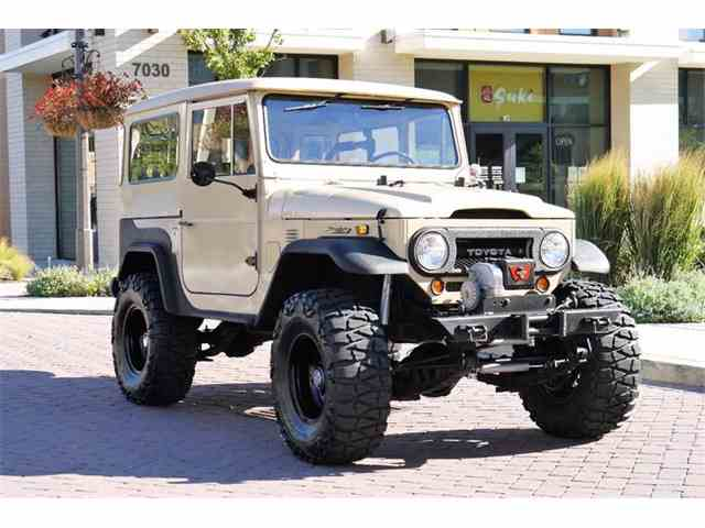 Picture of '74 Land Cruiser FJ - M6I7