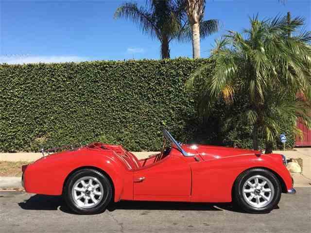 1960 Triumph TR6 | 1034876