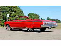 Picture of Classic 1962 Impala SS located in Hattiesburg Mississippi - $55,900.00 - M6IL