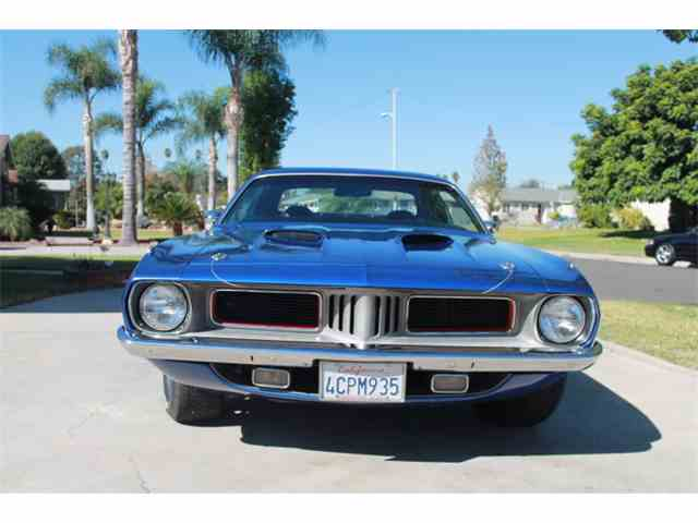 1973 Plymouth Barracuda | 1034882
