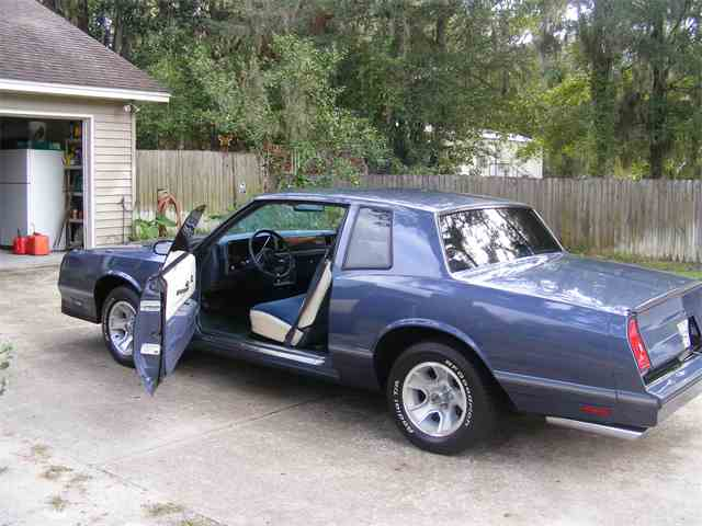 Picture of '84 Chevrolet Monte Carlo SS located in GEORGIA Offered by a Private Seller - M6IR