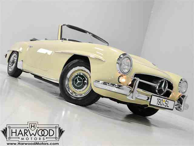1959 Mercedes-Benz 190SL | 1034886