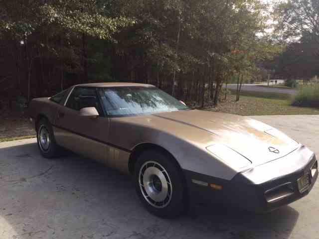 1985 Chevrolet Corvette | 1034889