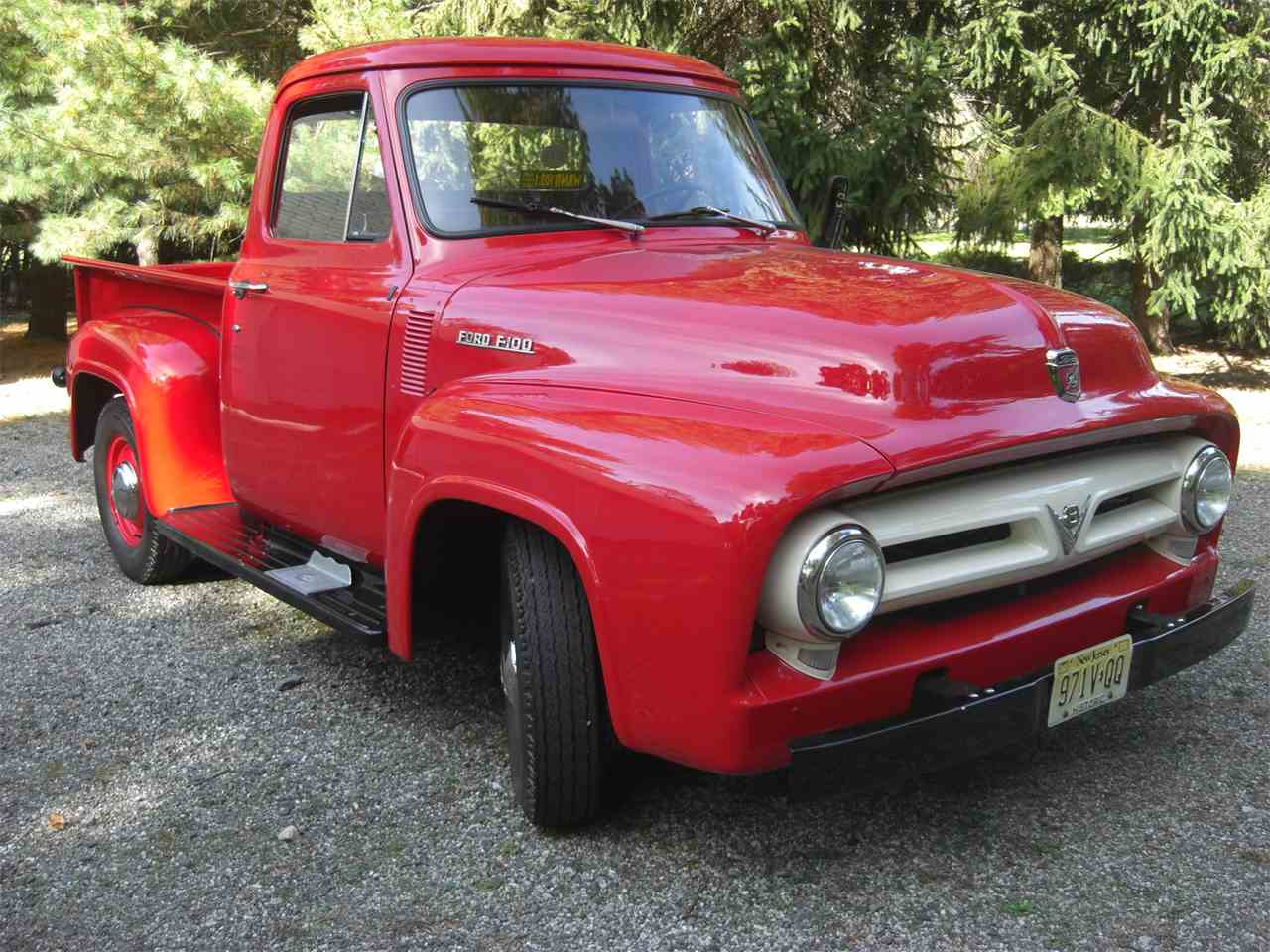 1953 ford f100 for sale cc 1034892. Black Bedroom Furniture Sets. Home Design Ideas