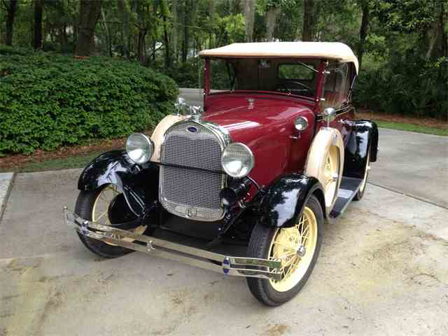 1929 Ford Model A | 1030049