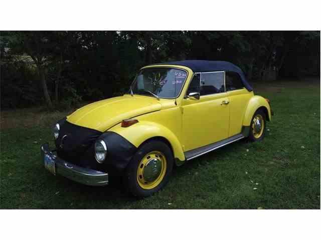 1975 Volkswagen Super Beetle | 1034901