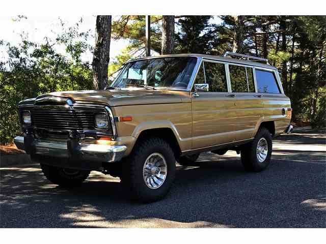 Picture of '84 Wagoneer - M6JB