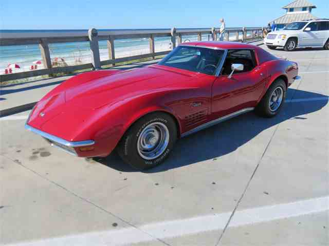 Picture of '72 Corvette - M6JH