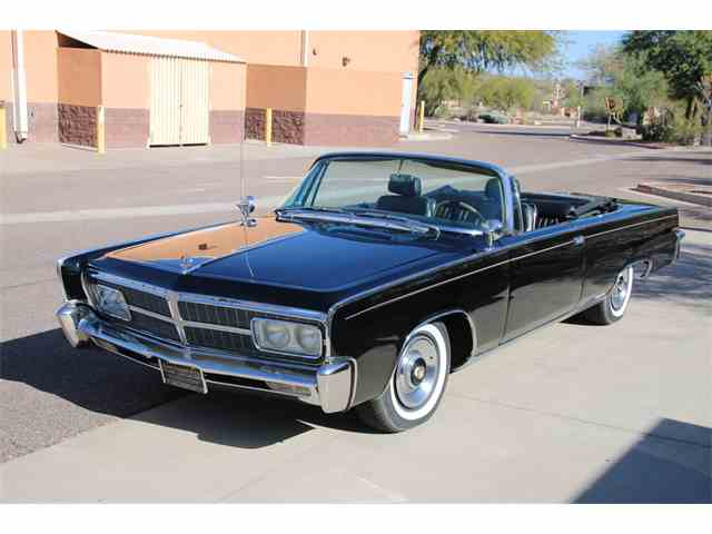 Picture of '65 Chrysler Imperial located in ARIZONA - $52,967.00 Offered by Classic Car Pal - M6JP