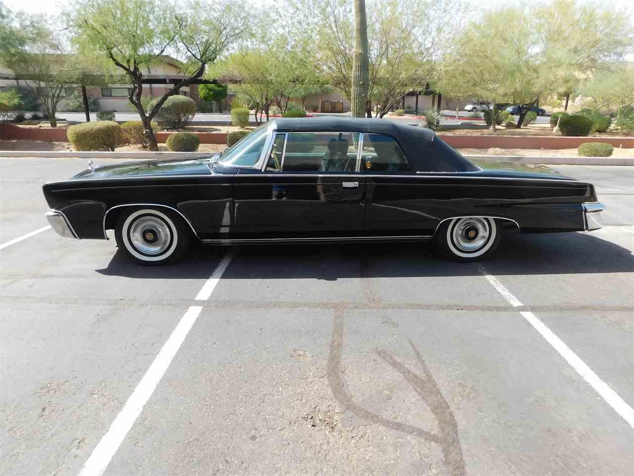 1956 chrysler imperial interior images - 1965 Chrysler Imperial 1034917
