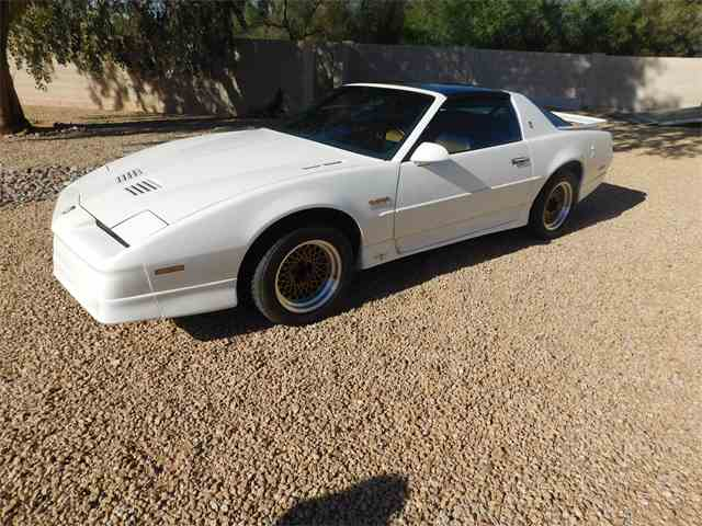 1989 Pontiac Firebird Trans Am Turbo Indy Pace Car Edition | 1034919
