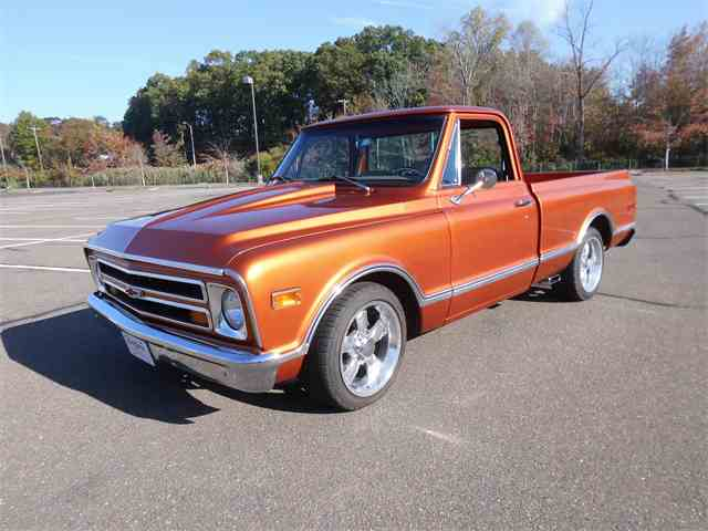 1968 Chevrolet C/K 10 | 1034920