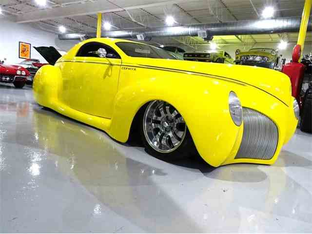 1939 Lincoln Zephyr | 1034928