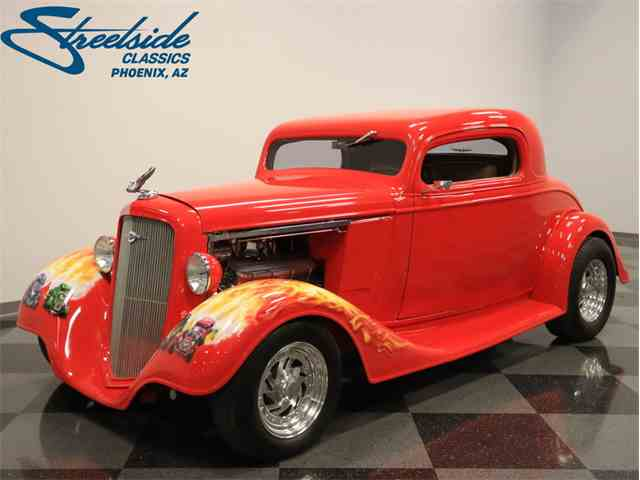 1935 Chevrolet 3-Window Coupe | 1034929