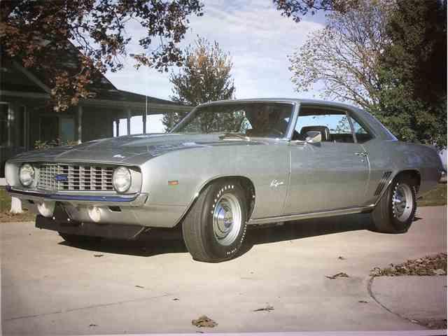 1969 Chevrolet Camaro COPO Coupe | 1034931