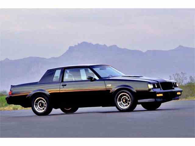 1987 Buick Grand National | 1034933